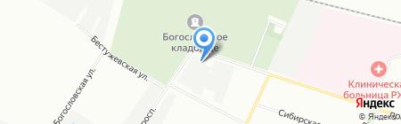 Строй Комплект на карте Санкт-Петербурга