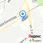 Инжектор Волга на карте Санкт-Петербурга