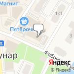 Магазин салютов Коммунар- расположение пункта самовывоза