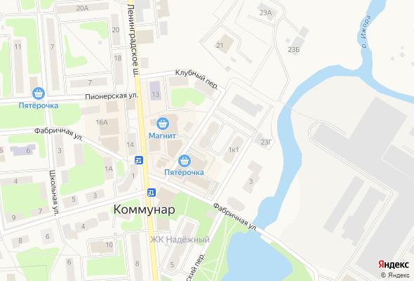 ЖК Дом на Клубном