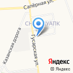 Константинов и К на карте Санкт-Петербурга
