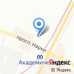 2 шага на карте Санкт-Петербурга