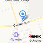 Автосервис автоэлектроники на карте Санкт-Петербурга