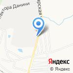 Гаражный кооператив №5 на карте Санкт-Петербурга