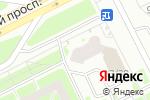 Схема проезда до компании Ollis Club в Санкт-Петербурге