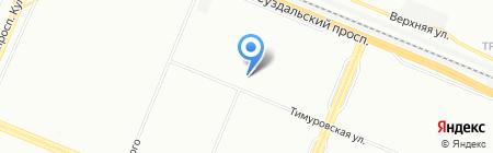 Мера Маркет на карте Санкт-Петербурга