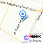 Люменер на карте Санкт-Петербурга