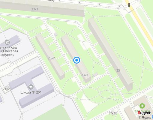 Жилищно-строительный кооператив «ЖСК-208» на карте Санкт-Петербурга
