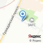 ЭлТэкПро на карте Санкт-Петербурга