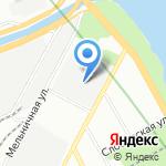 Ольмакс на карте Санкт-Петербурга