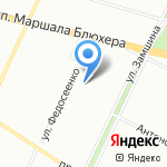 Жилкомсервис №3 Калининского района на карте Санкт-Петербурга