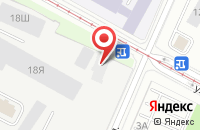 Схема проезда до компании Александра в Санкт-Петербурге