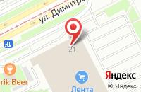 Схема проезда до компании Вмс Лого Концепт в Санкт-Петербурге