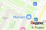 Схема проезда до компании Кофейня в Санкт-Петербурге