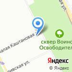 ВСЕ ОКНА на карте Санкт-Петербурга