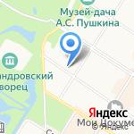 Кстати-Декор на карте Санкт-Петербурга