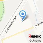 Континент Упаковки на карте Санкт-Петербурга