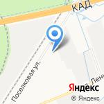 ЮнайтедСервис на карте Санкт-Петербурга