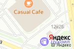 Схема проезда до компании ВЕНТС Северо-Запад в Санкт-Петербурге
