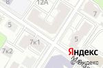 Схема проезда до компании Сытый папа в Санкт-Петербурге