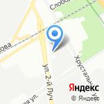 Светодиодные Технологии на карте Санкт-Петербурга