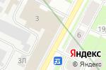 Схема проезда до компании BaltGaz в Санкт-Петербурге
