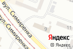 Схема проезда до компании БМС сервис, ТОВ в