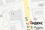 Схема проезда до компании РегТакси в Санкт-Петербурге