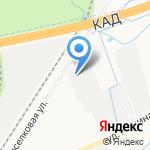 Юнипак Рус на карте Санкт-Петербурга