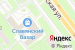 Схема проезда до компании Светлана в Санкт-Петербурге