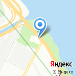 Ассорти Текстиль на карте Санкт-Петербурга