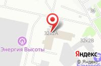 Схема проезда до компании Автомаш в Санкт-Петербурге