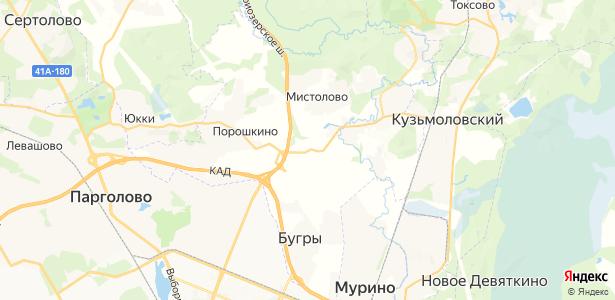 Корабсельки на карте
