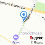 Пекарня из тандыра на карте Санкт-Петербурга