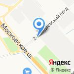 Юмикс СП на карте Санкт-Петербурга