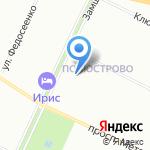 АЛЬТЕКС на карте Санкт-Петербурга