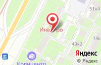 Схема проезда до компании Виза31 в Белгороде