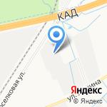 Дверной Лидер на карте Санкт-Петербурга