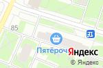 Схема проезда до компании Лавшоп в Санкт-Петербурге