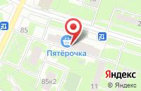 Схема проезда до компании Международное Маркетинговое Агентство Восток-Инвест в Санкт-Петербурге