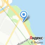 Питер Монтаж на карте Санкт-Петербурга