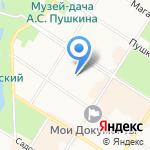 Мастерская по ремонту одежды на карте Санкт-Петербурга