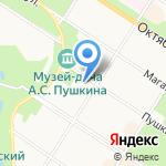 Российский колледж традиционной культуры на карте Санкт-Петербурга