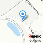 Восток В.М. на карте Санкт-Петербурга