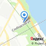 Центр образования №133 Невского района на карте Санкт-Петербурга