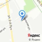 ТехноТрейд на карте Санкт-Петербурга