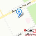 Современник на карте Санкт-Петербурга