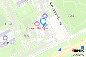 Сдается студия в Санкт-Петербурге Загребский б-р, 21