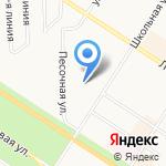 Дом инвалидов и престарелых №2 на карте Санкт-Петербурга