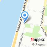 Eight Edges на карте Санкт-Петербурга